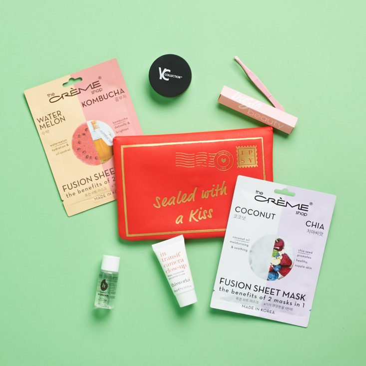 Review for Ipsy February 2021 Review: THISWORKS, Basic Beauty, and More