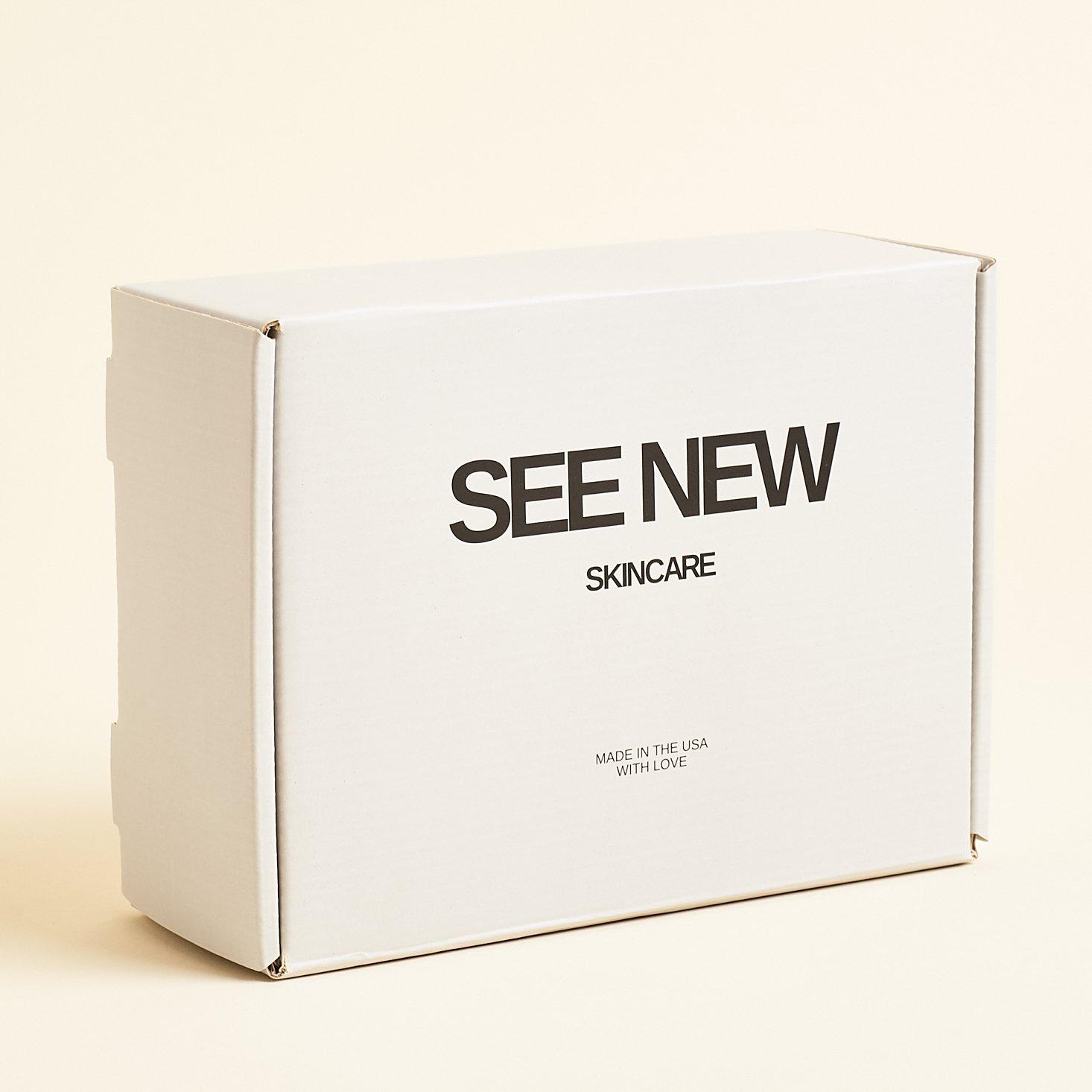 See New Skincare Box Review – November/December 2020