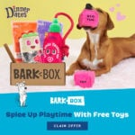 BarkBox Coupon – Free Toy + Dinner Date Box Available Now!