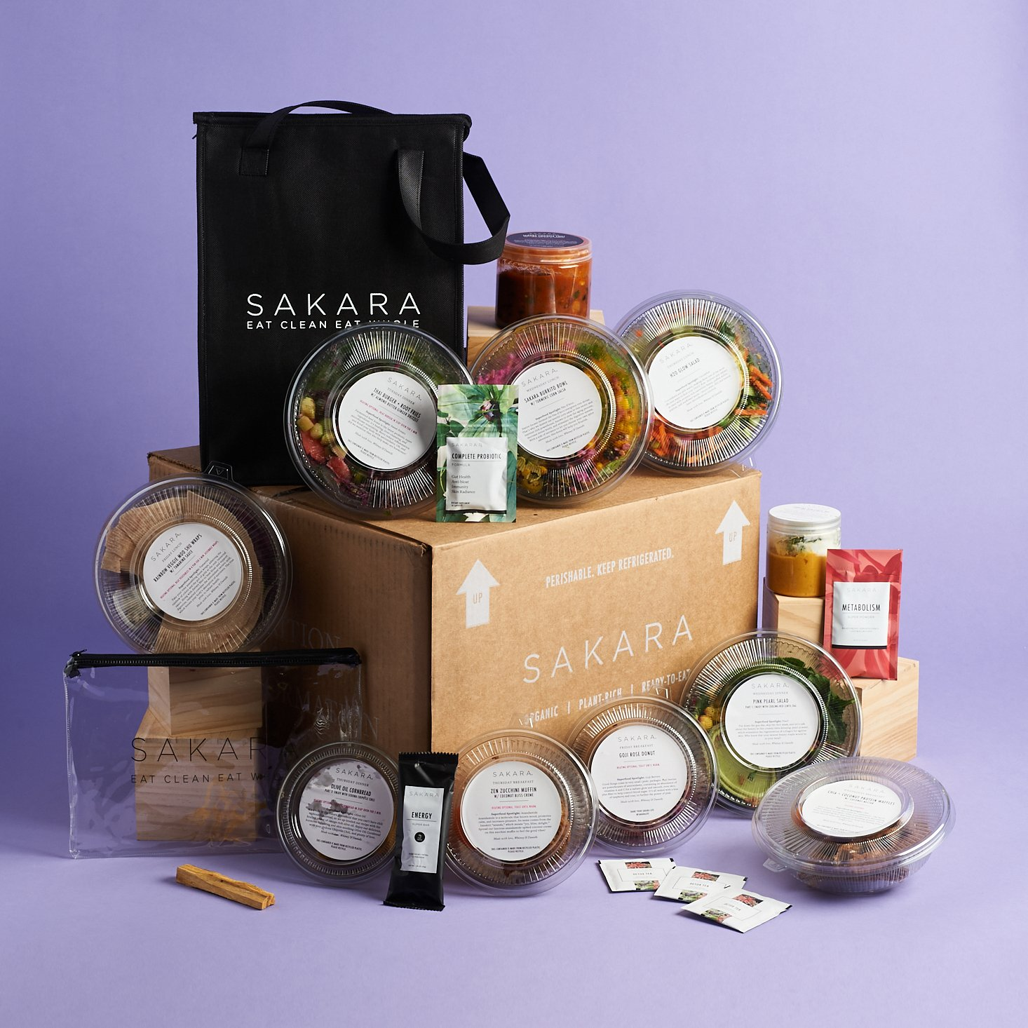 Sakara Life Review: Organic, Plant-Based, Gluten-Free Meal Delivery