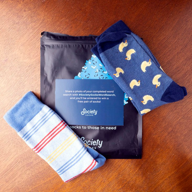 Review for Society Socks Review + 50% Off Coupon - March 2021