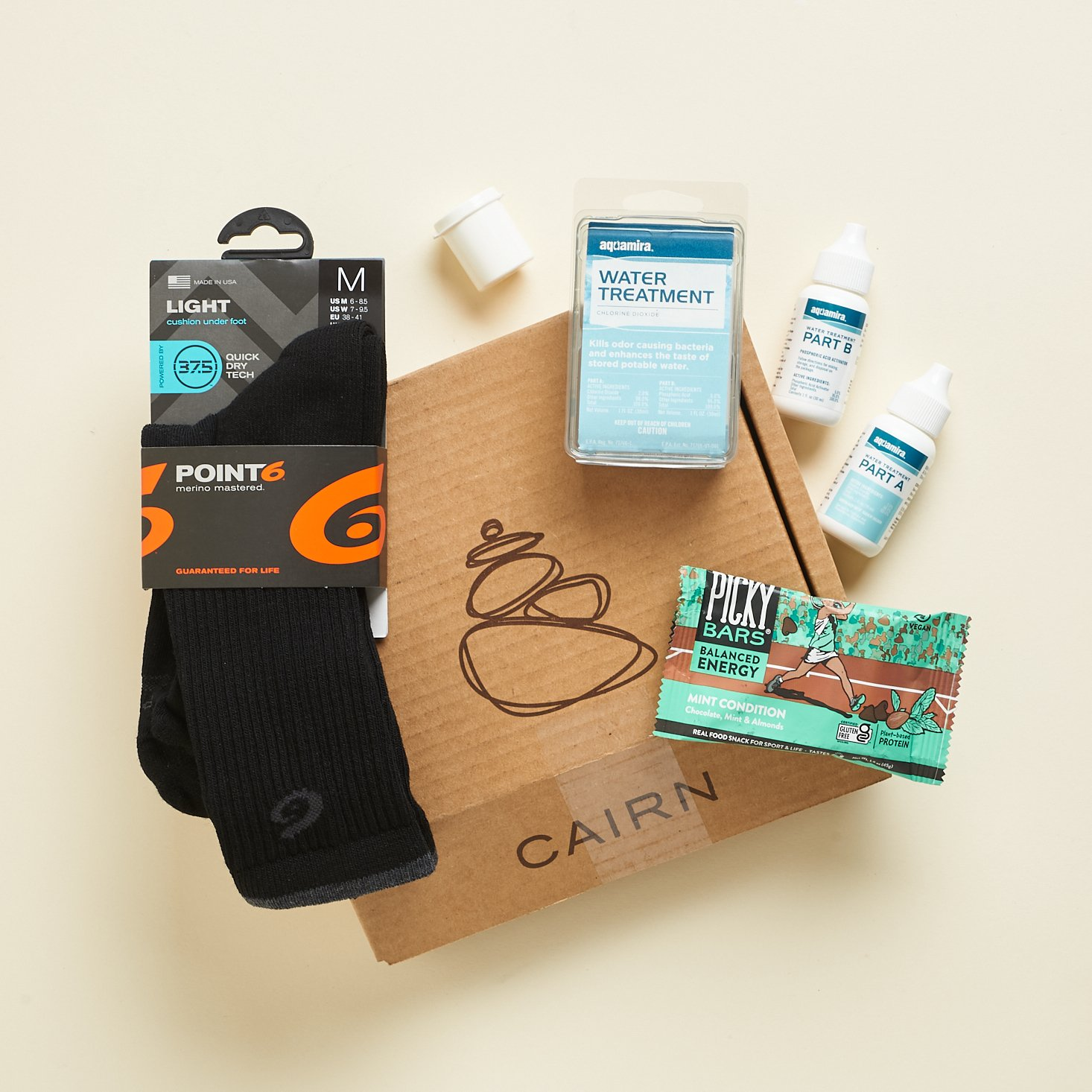 """Cairn """"Ultimate Outsider"""" Subscription Box Review + Coupon – March 2021"""