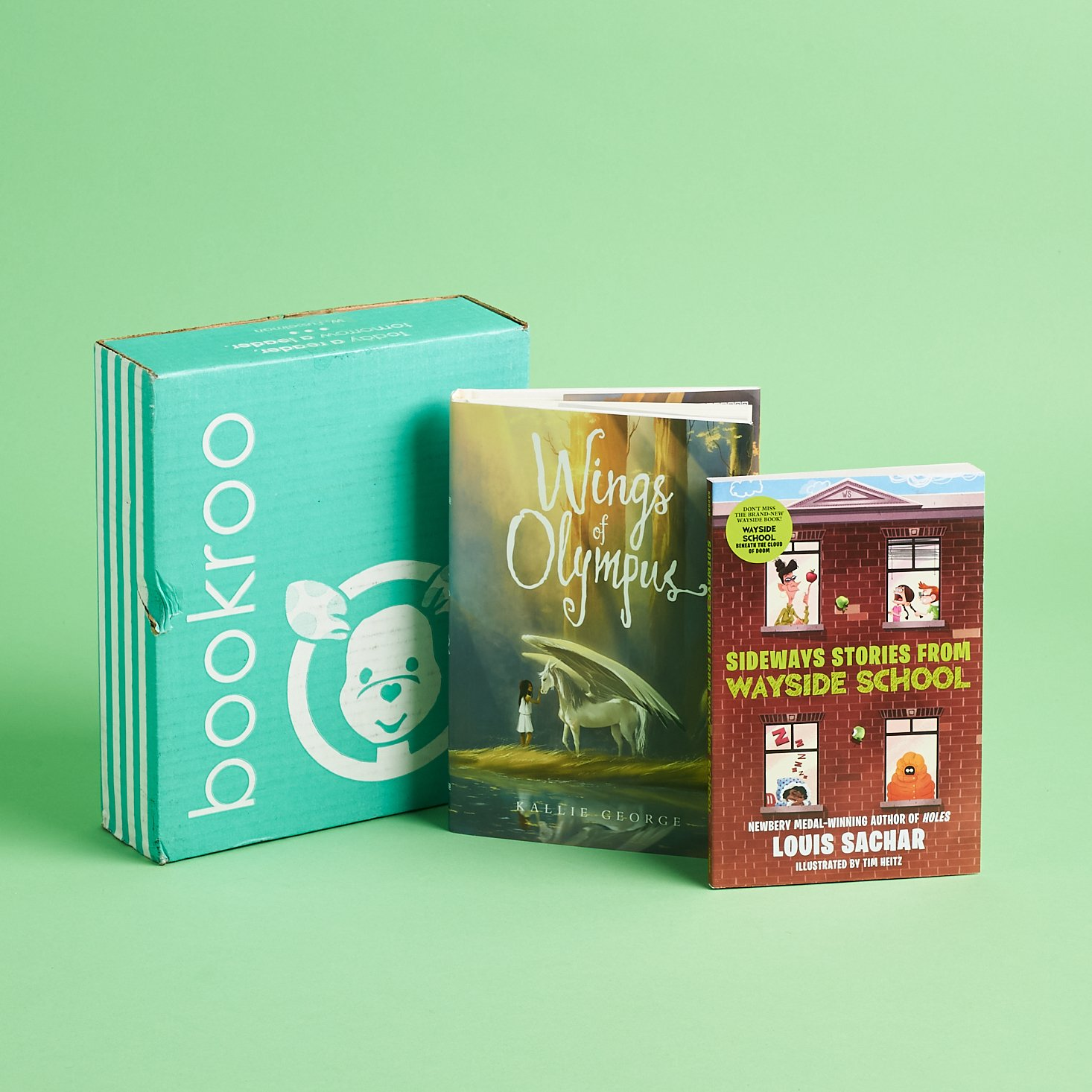 Bookroo Chapter Book Box Review + Coupon – March 2021