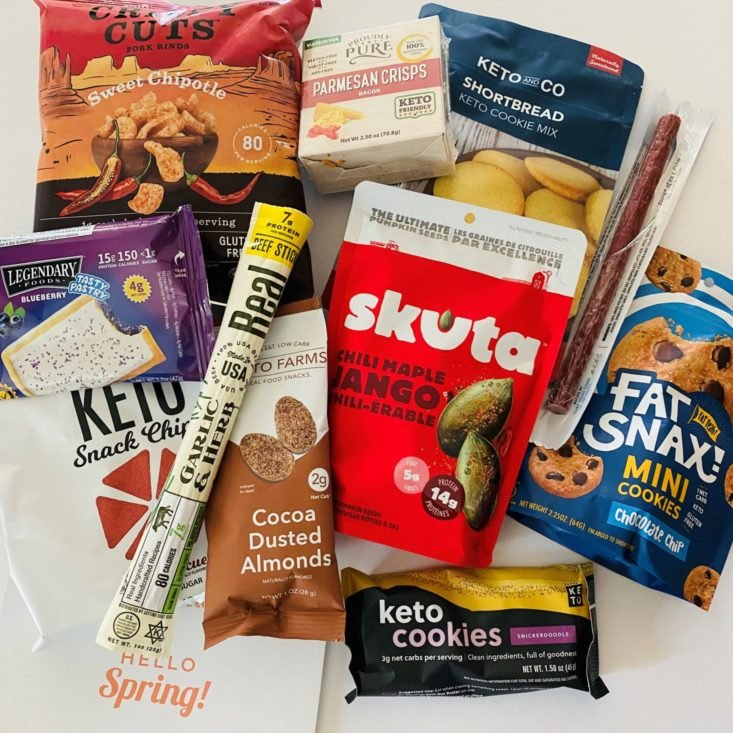Review for Keto Krate Subscription Box Review + Coupon – April 2021