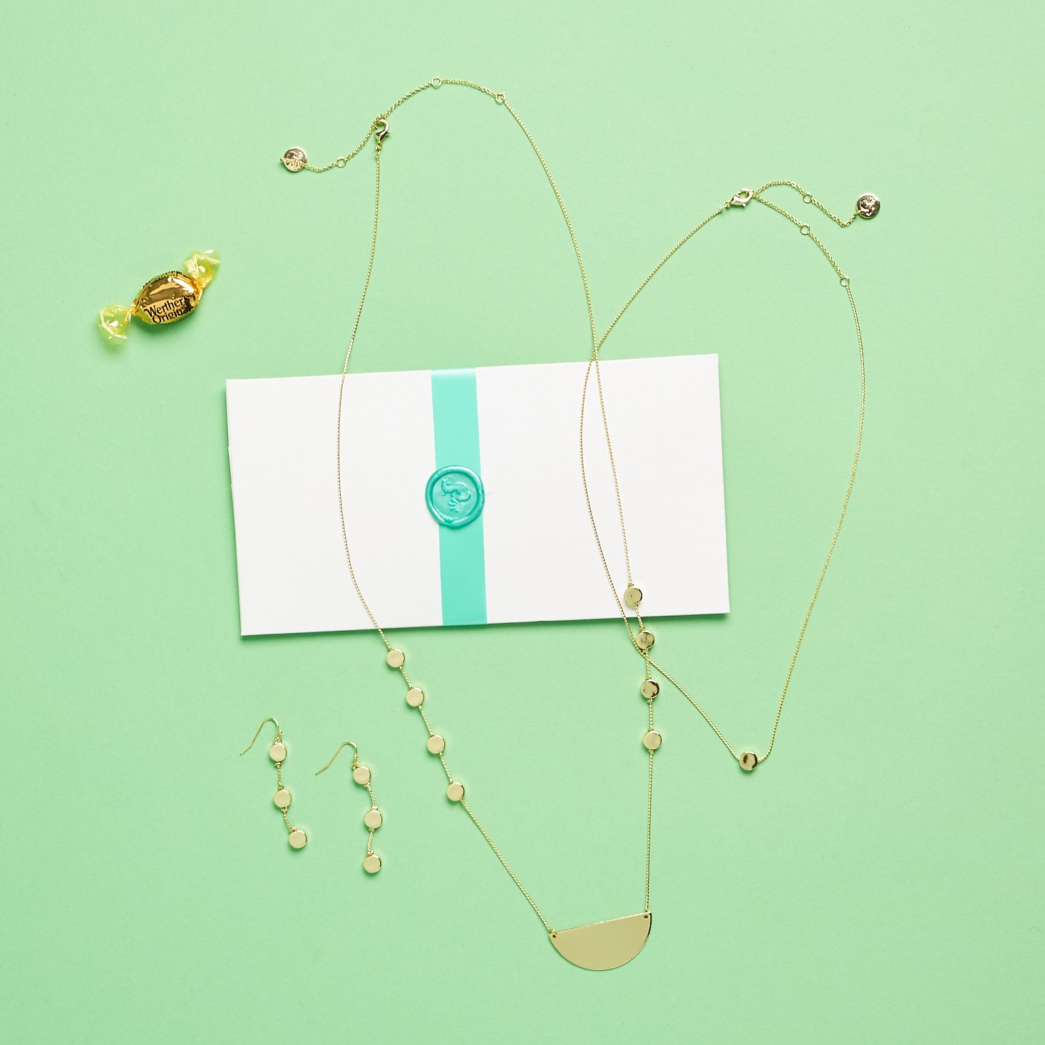 mintMONGOOSE Jewelry Subscription Review – March 2021