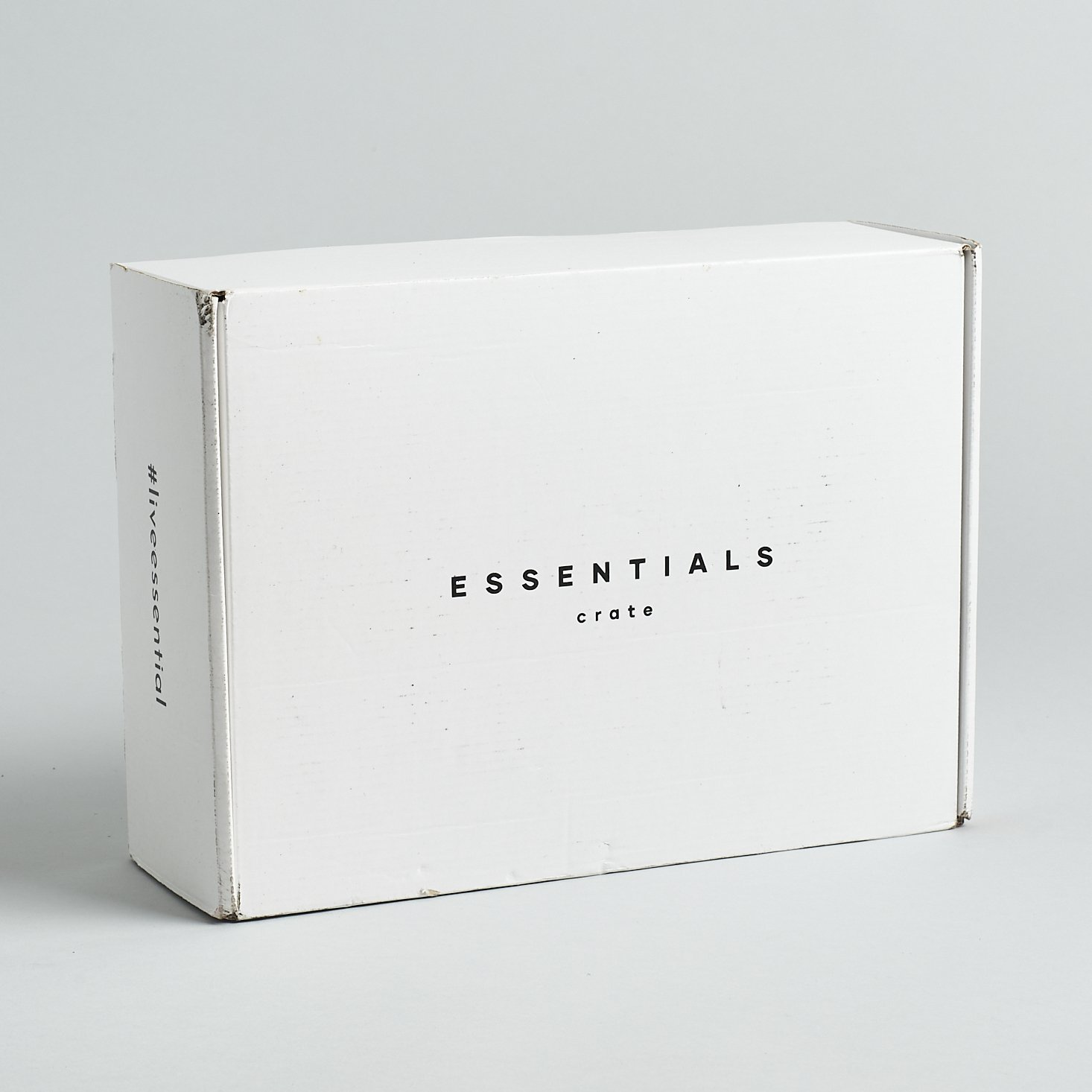 Essentials Crate Subscription Box Review – January 2021