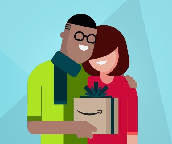 Amazon Prime gift subscription image