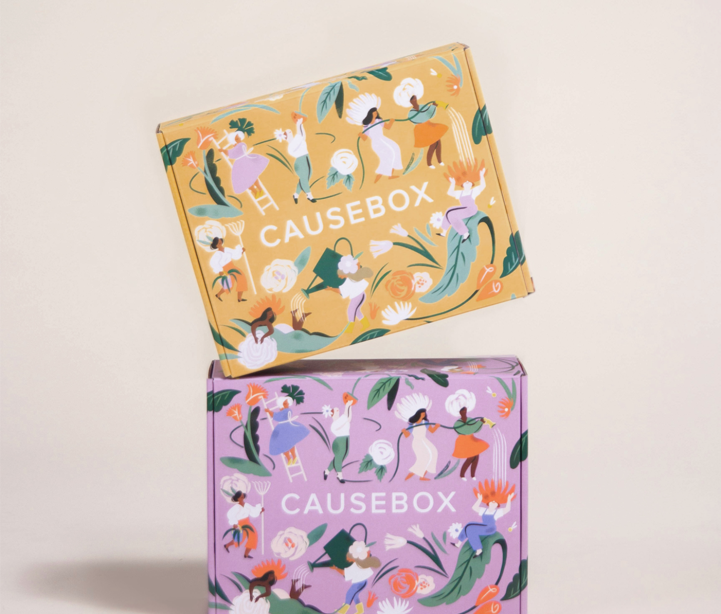 CAUSEBOX Spring Welcome Box – New Choice Add-On Avaliable Now
