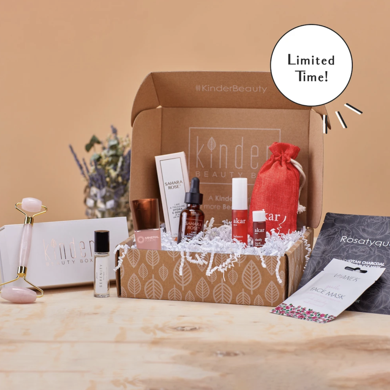 Kinder Beauty Mother's Day Box Available Now