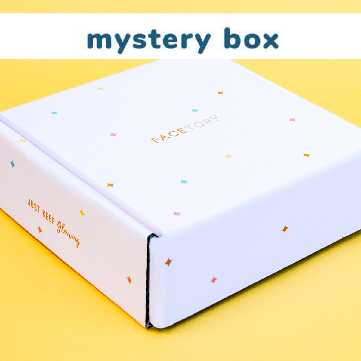 FaceTory Mystery Box – Available Now