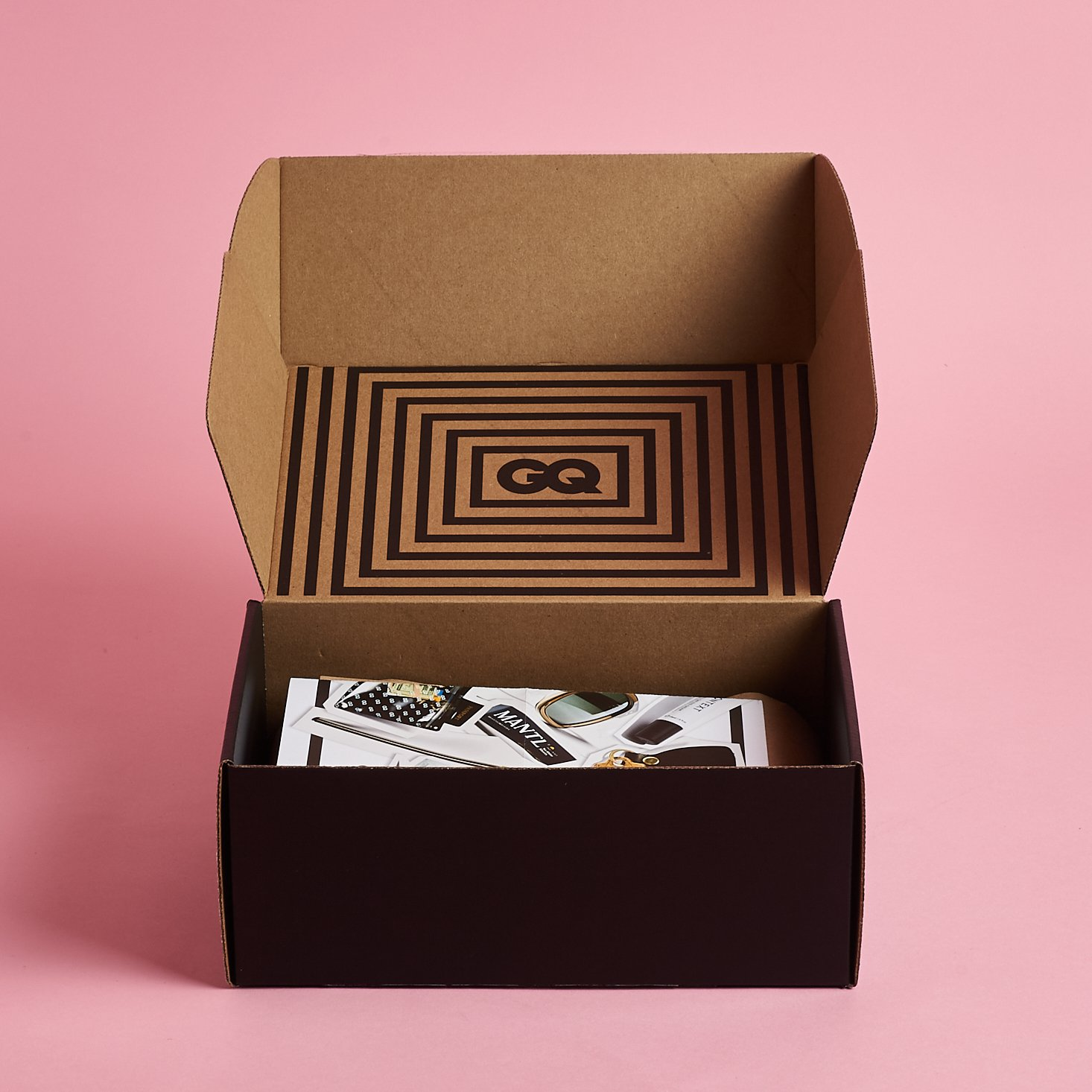 GQ Best Stuff Box: Get Free Bombas With Your Purchase