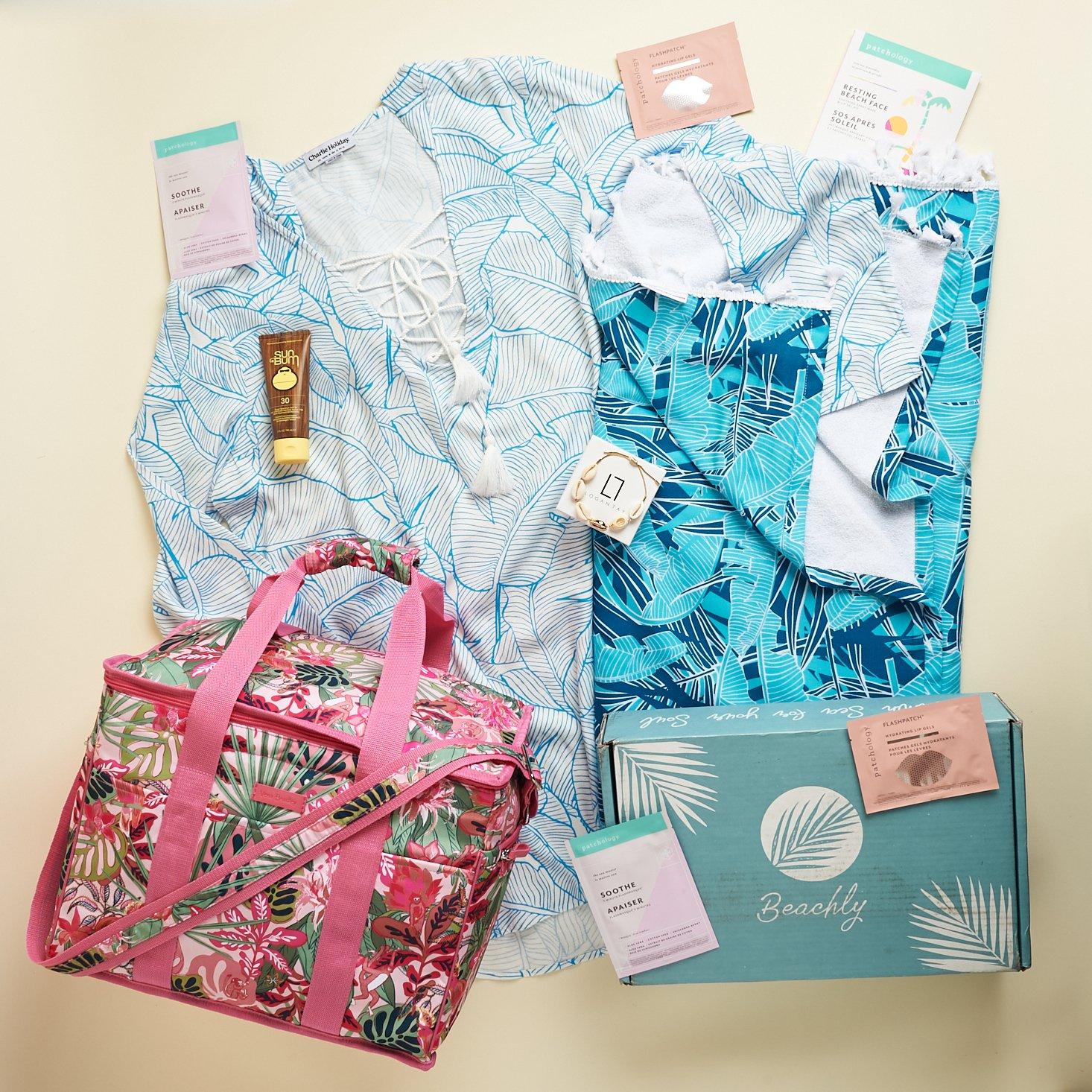 Beachly Lifestyle Box Review – Summer 2021
