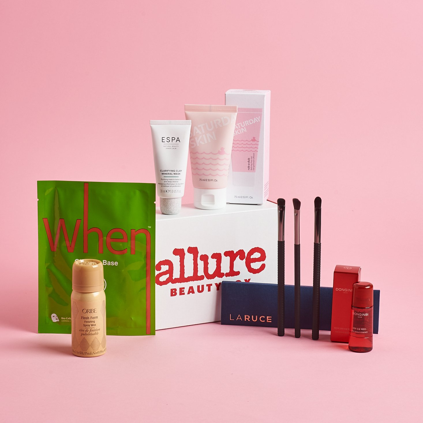 Allure Beauty Box Review + Coupon – June 2021
