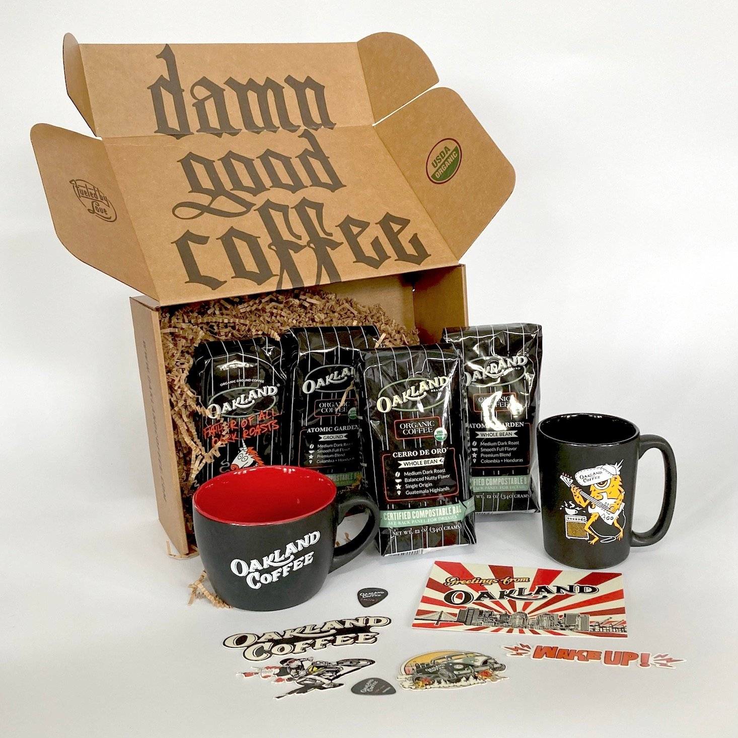 Oakland Coffee Club Review – A Green Coffee Subscription From the Band Green Day