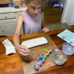 KiwiCo Doodle Crate Review + Coupon – Painted Canvas Pouches