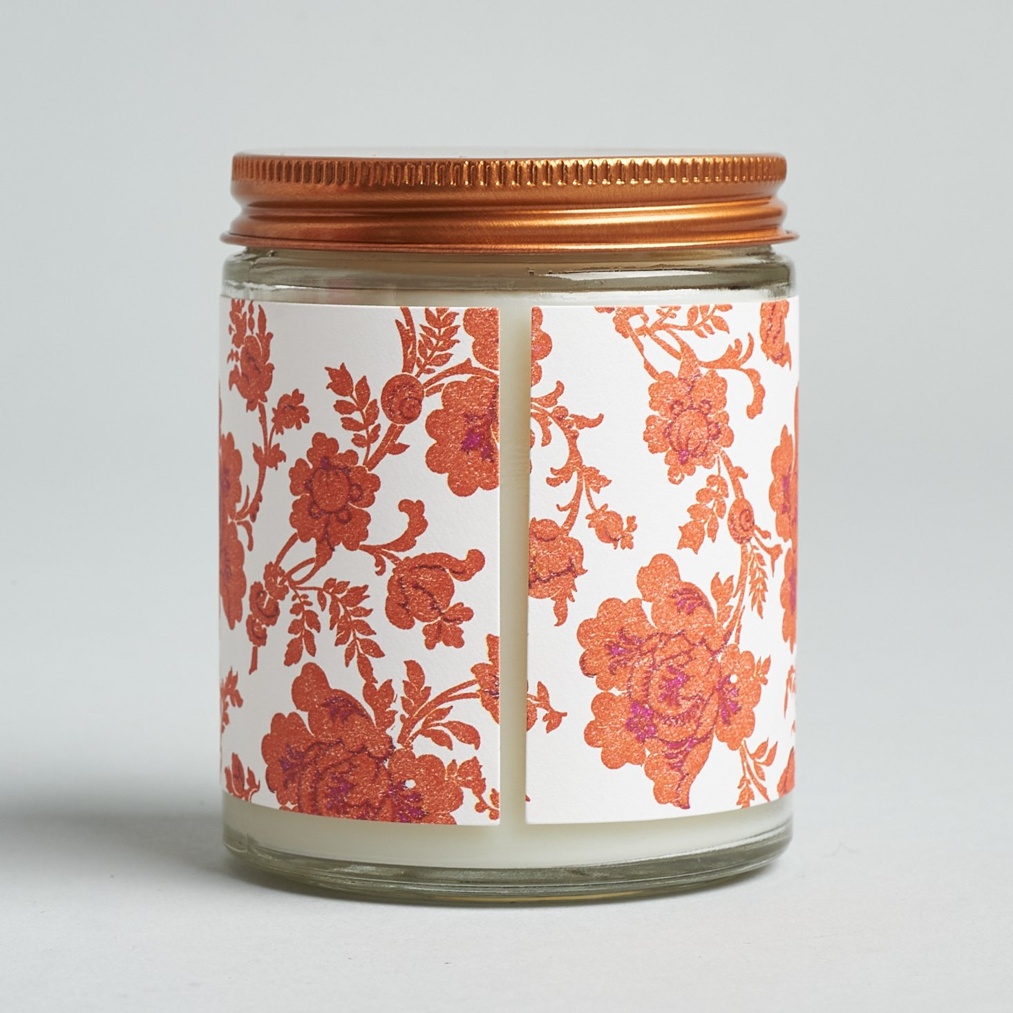 Margot Elena Summer 2021 Library of Flowers Candle