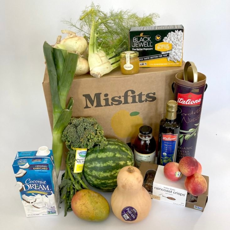 Misfits Market Review - Everything You Need to Know About This Sustainable Grocery Delivery Service