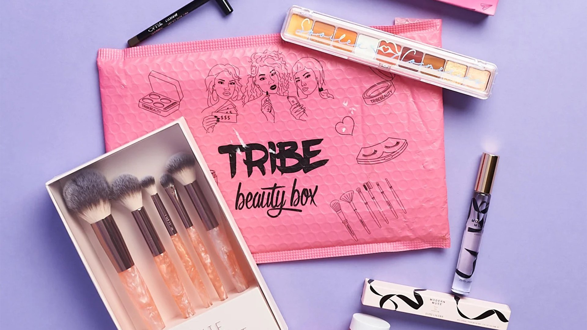 Tribe Beauty Box Subscription Review + Coupon June 2021