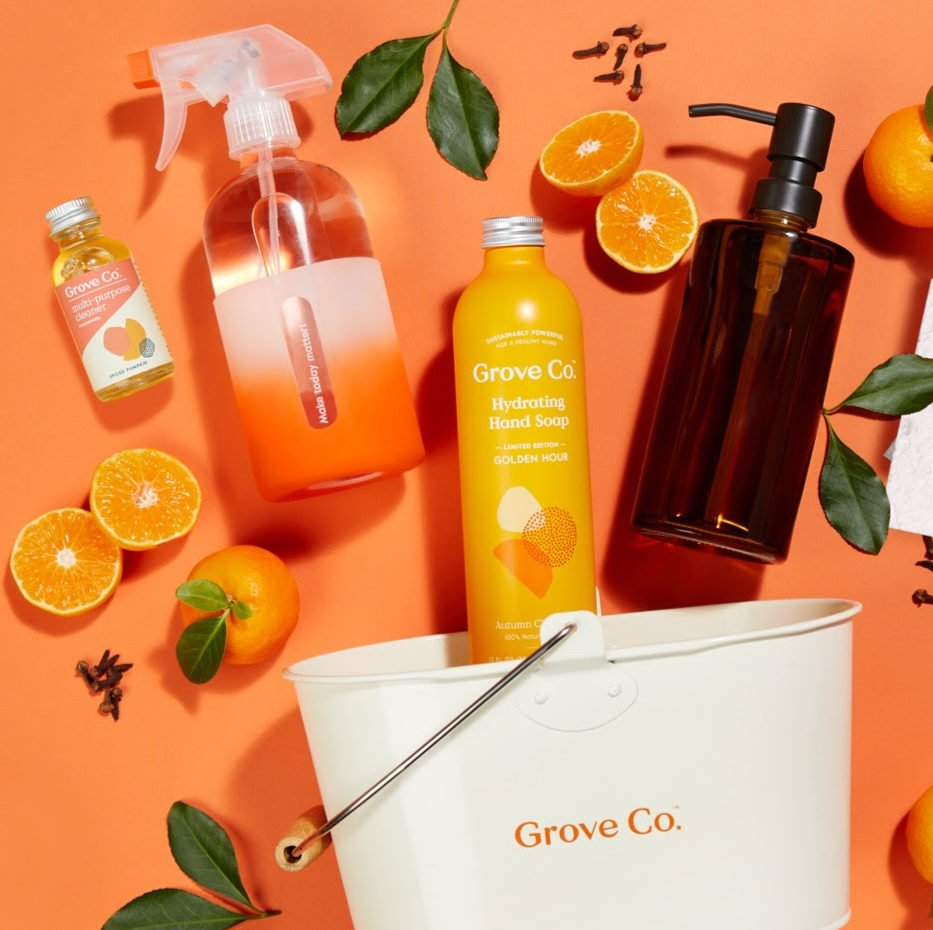 Grove Collaborative: 30% off outdoor and home essentials