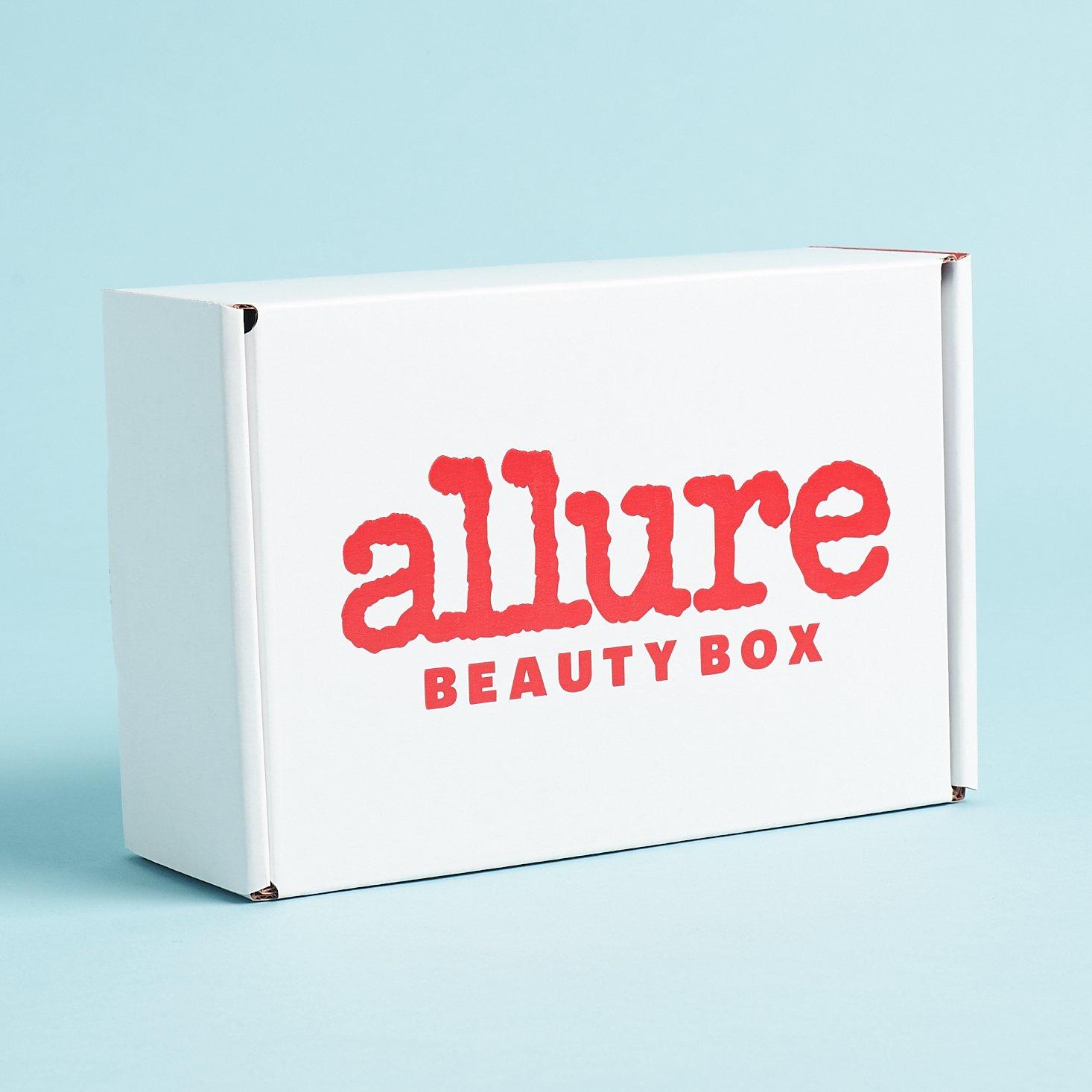 Allure Beauty Box September 2021 – Spoiler #1