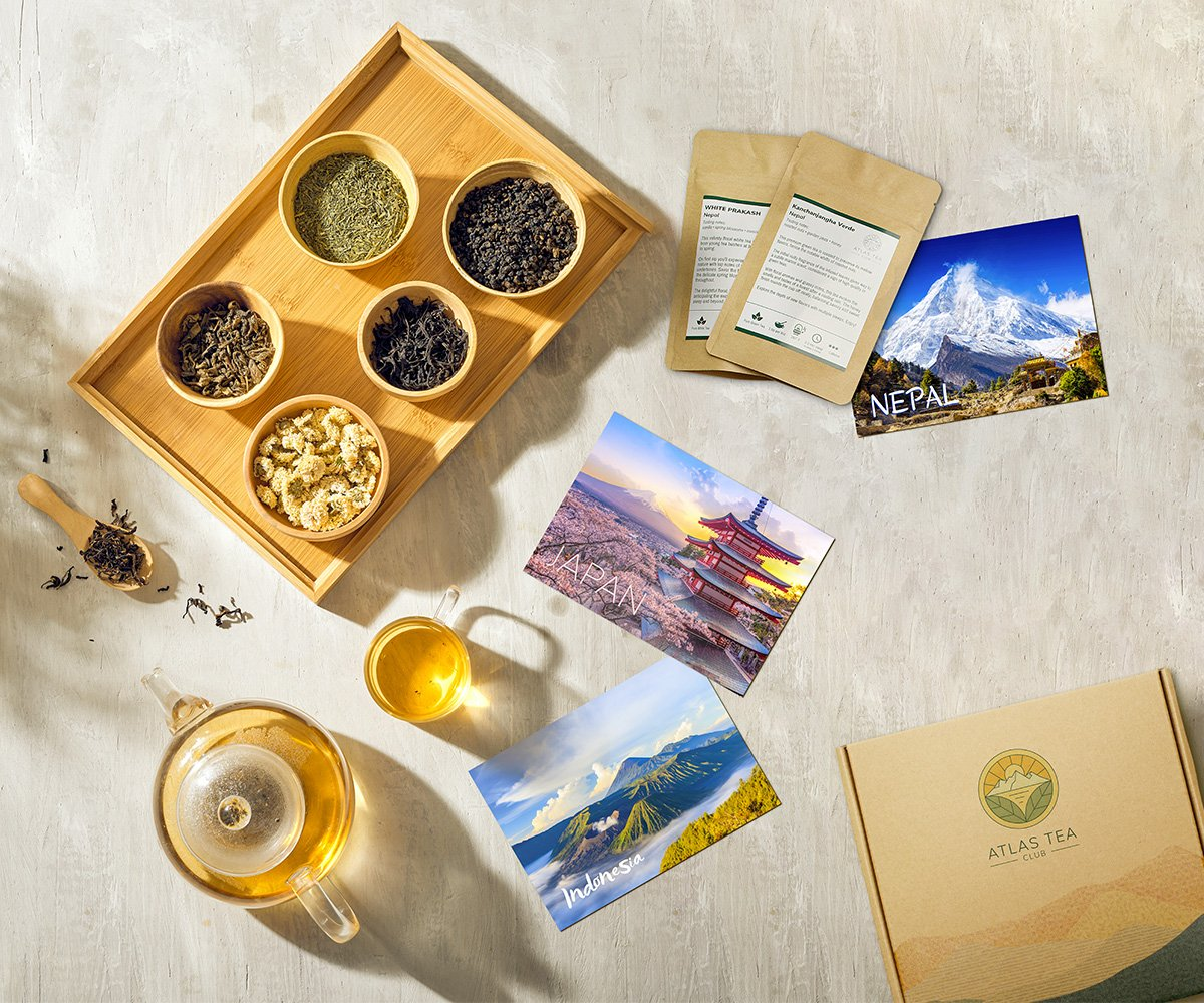 Atlas Tea Club Review – Everything You Need to Know About This Tea Subscription Box
