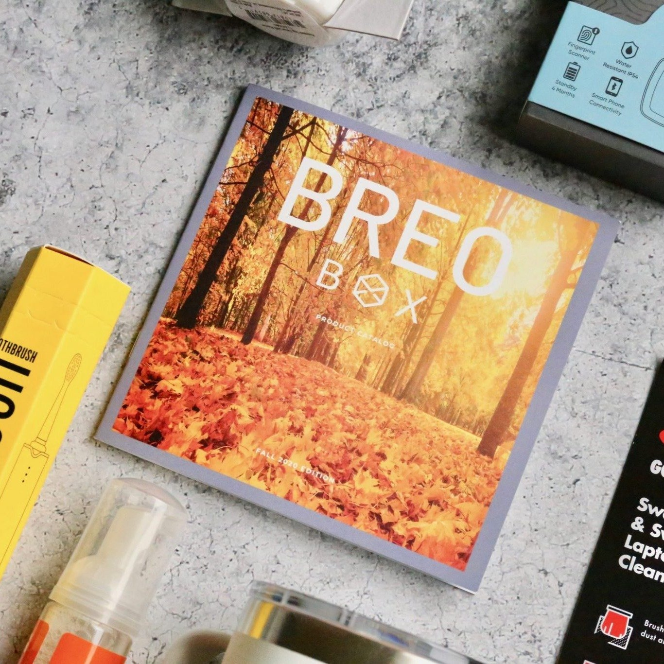 BREO Box: Save 25% OFF Lifestyle Shop in Summer Sale