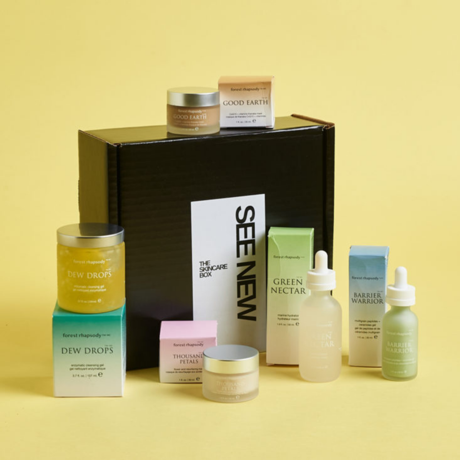 See New Skincare subscription box