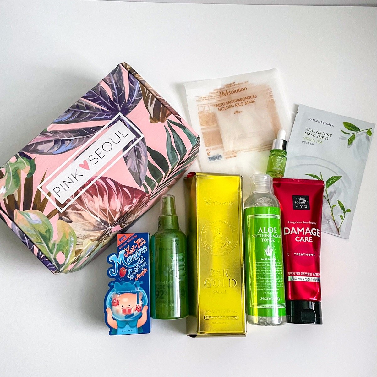 PinkSeoul Plus July/August 2021 Review + Coupon