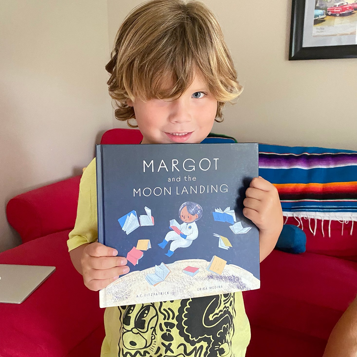 Little Feminist Book Club Ages 4-7 August 2021 Review + Coupon