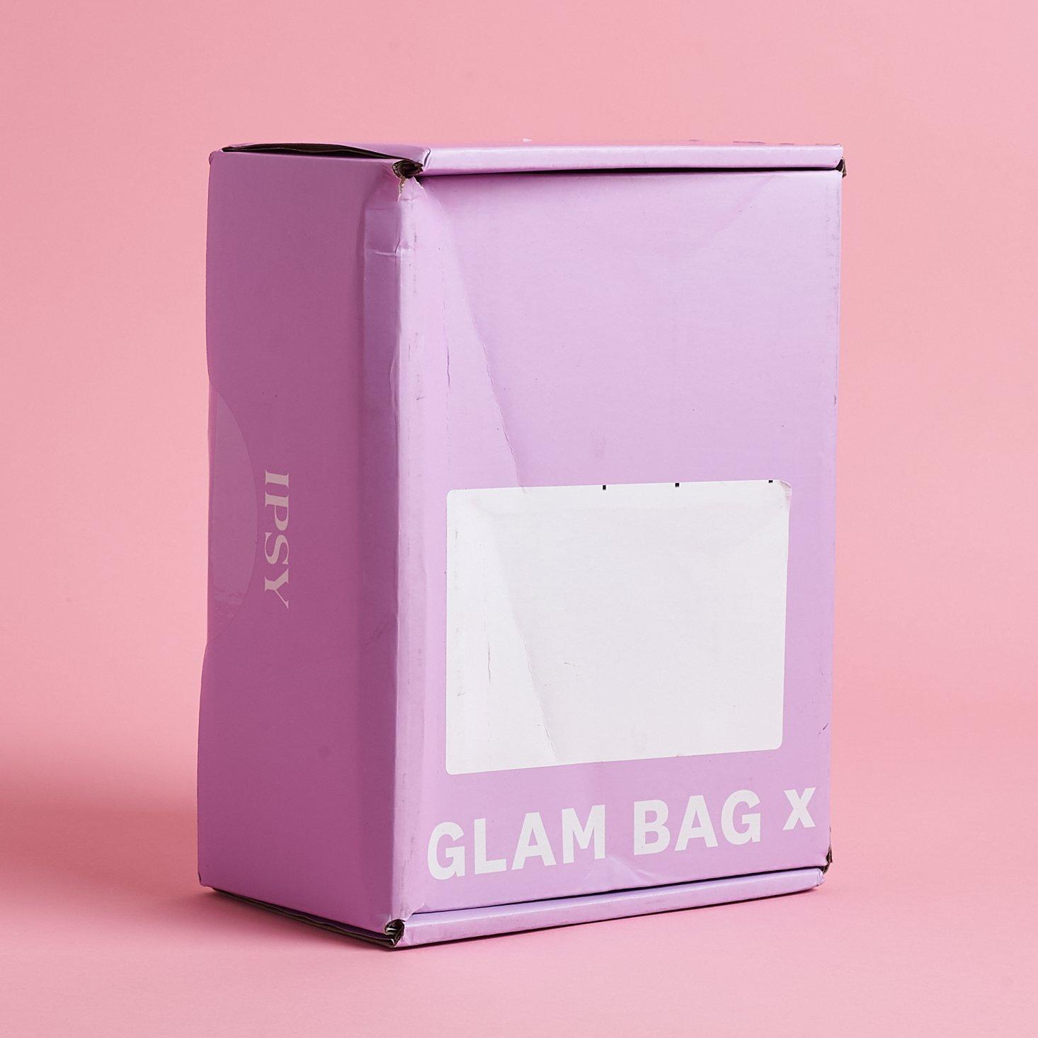 Ipsy Glam Bag X November 2021 Curator + Product Spoilers