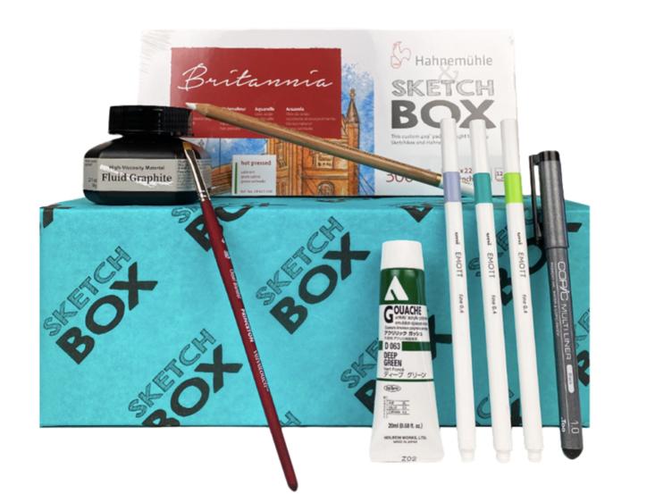 Sketch Box