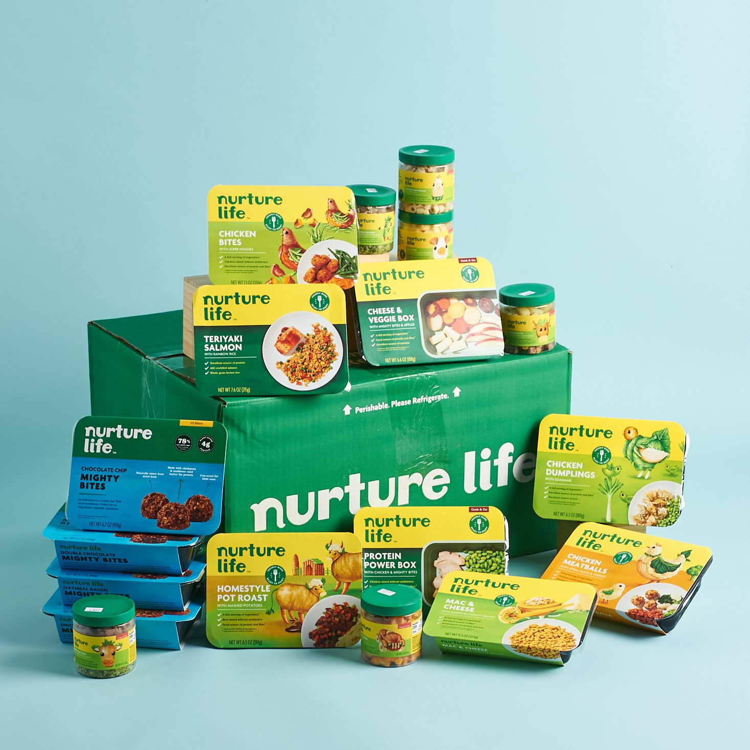 First Impressions: Finger Foods For Toddlers And Kids Snacks By Nurture Life