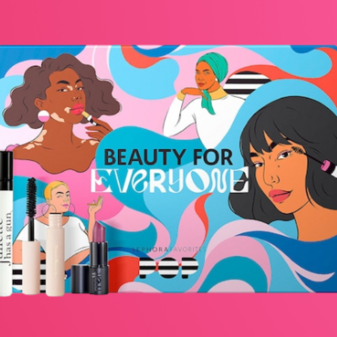 Sephora Favorites POP Beauty for All Set: Available Now
