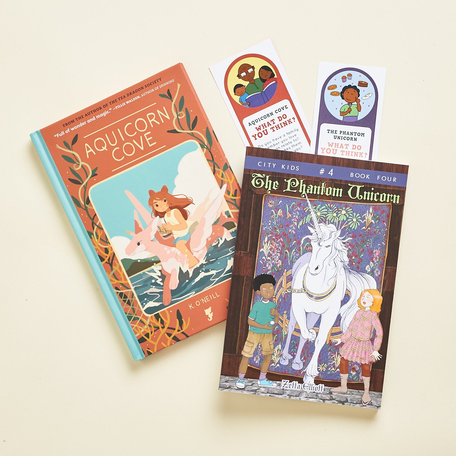 Little Feminist Ages 7-9 October 2021 Review + Coupon